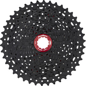SunRace CSMX8 Cassette 11-speed, black